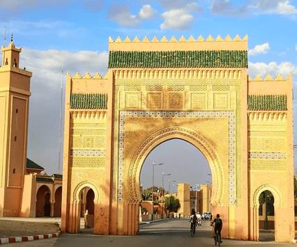 4 Days Desert Tour Marrakech to Merzouga