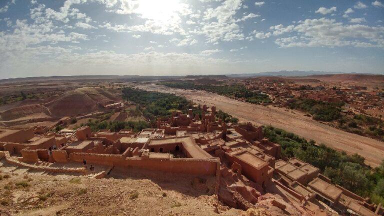 Beste Reisezeit für Marokko