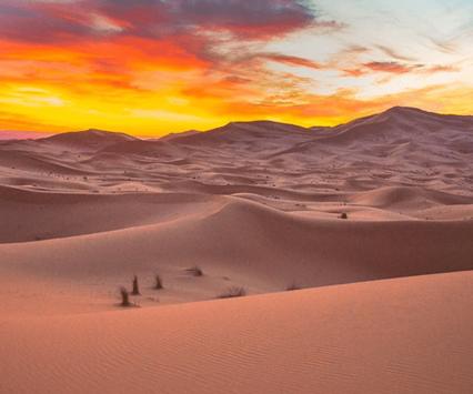 4 Days desert Tour Marrakech to Fes
