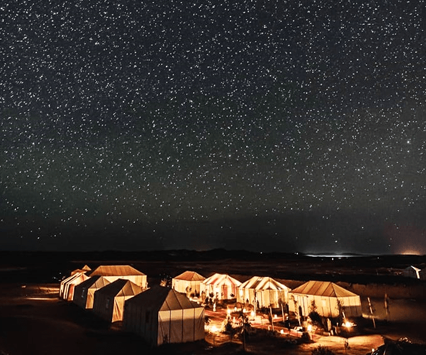 Desert Tours Marrakech to Fes