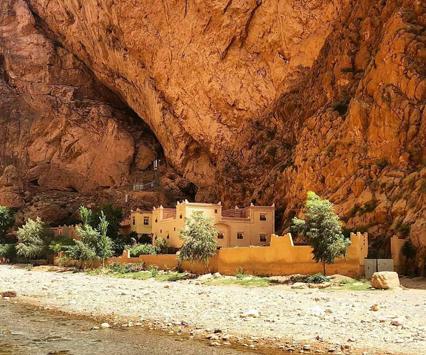 Tour al desierto de Marrakech en 7 días