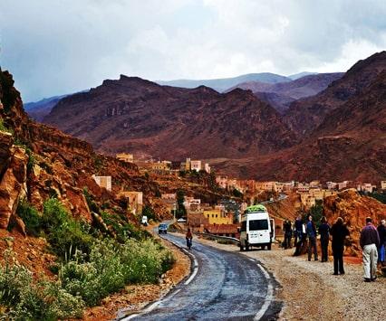 Tour de 8 días desde Fez