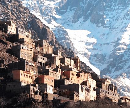 Excursiones desde Marrakech a Imlil