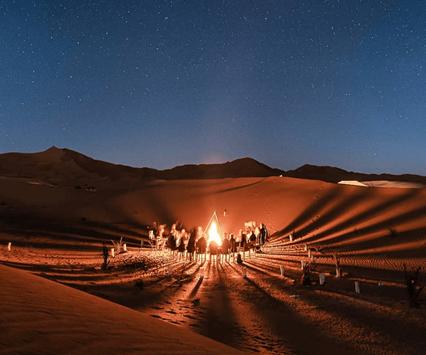 Viaje al desierto de Marrakech en 8 días
