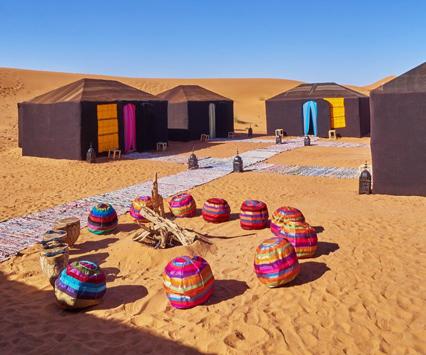 Viaje al desierto de Marrakech en 10 días