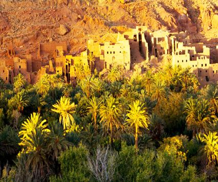 Viaje al desierto de Marrakech en 12 días