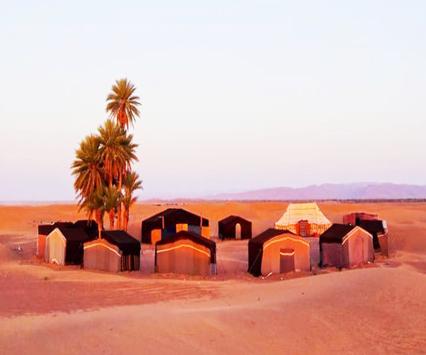 Excursiones desde Marrakech al desierto de Zagora