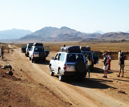 merzouga 4x4 desert excursion