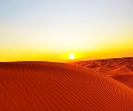 Desert tour from Tangier 7 days