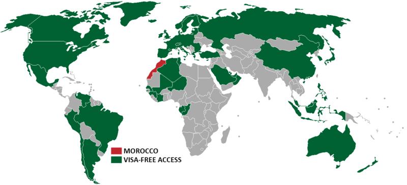 Requisiti per il visto Marocco
