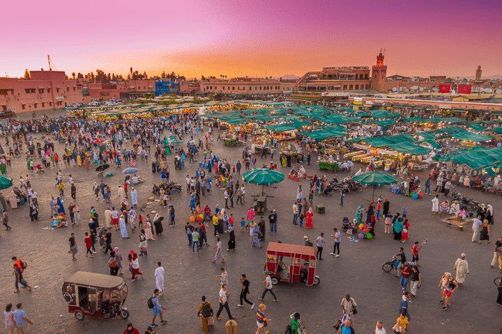 Wüstentouren ab Marrakesch