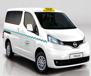 grand petit taxi morocco