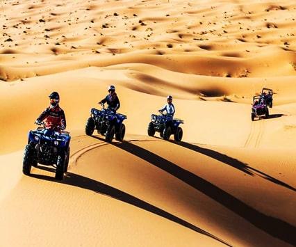 ATV Quad Merzouga Activities