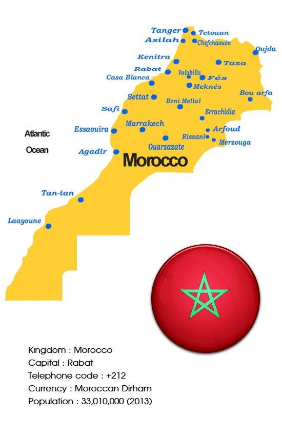 Aperçu du Maroc