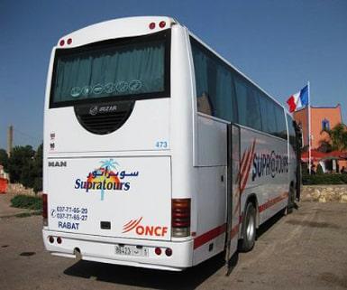 morocco tourist transport