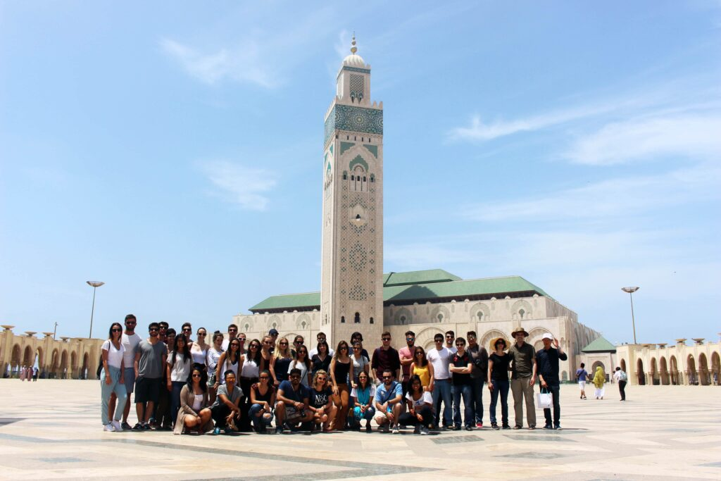 students morocco tours