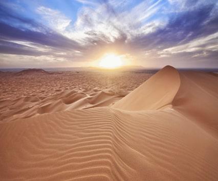 sunrise camel trekking merzouga