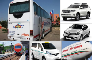 transport in morocco